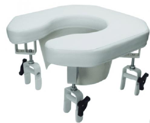 Siège de Toilette élévateur rembourré Multi-Positions