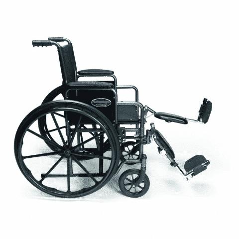 chaise roulante économique