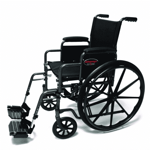fauteuil roulant everest & jenning