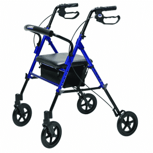 Rollator Set'n Go wide
