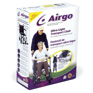 Ultralight transport chair Airgo