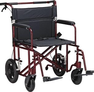 Chaise de transport Bariatrique ultralégère