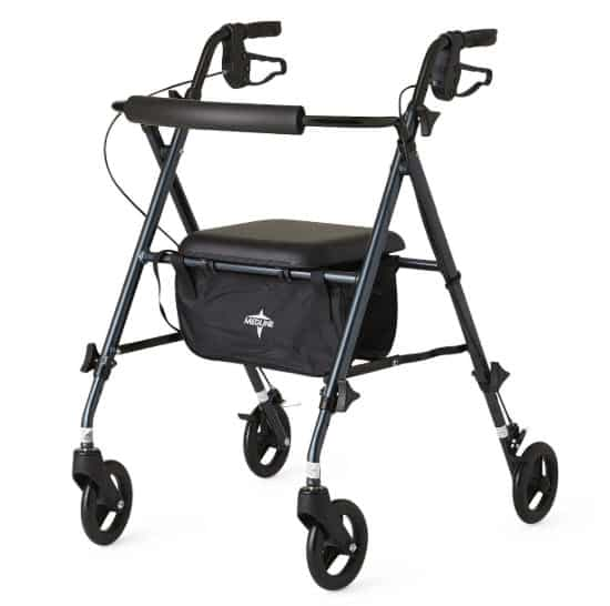 ultralight rollator medline